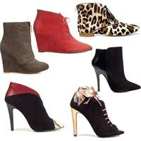 Zara 2011-2012 Kış Ayakkabı Modelleri
