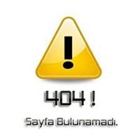 404 Hatalı Sayfaları Yönlendirme
