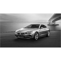 Geleceğin BMW 6 Coupe'si