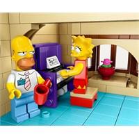 Simpsons Lego Setleri
