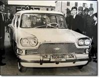 Türkiye'nin İlk Otomobili