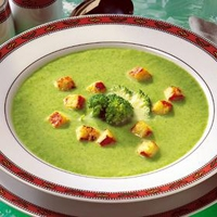 Brokoli Çorbası...