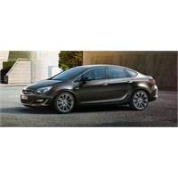 2012 Yeni Opel Astra Sedan Ülkemizde Satışta