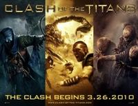 Clash Of The Titans-titanların Savaşı
