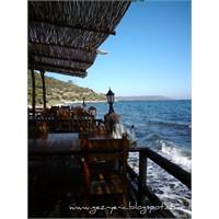 Ege Seyahatlerinizde Bafa Gölünde Kahvaltı Molası