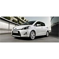 Toyota Yaris Hybrid; Çevreci, Ekonomik...