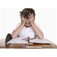 Çocuğum Neden Ders Çalişmiyor? Cam Patikler..