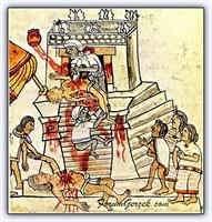 Savaşçıyı Savaştan Sonra Öldürmek... Aztekler