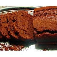 Kakaolu Pekmezli Kek
