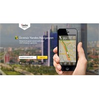 Yandex Ücretsiz Navigasyon Hizmetini Duyurdu