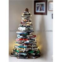 Kitaplardan Yilbaşı Ağacınızı Yapın