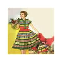 1950'lerin Elbise Modası (Resimli)