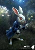 Alice İn Wonderland'ın Harika Karakterleri