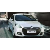 Renault, Hindistan Ayağı Yeni Scala'yı Tanıttı
