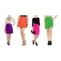 2012 Bahar Modasından Etek Trendleri