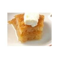 Kaymaklı Ekmek Tatlısı Tarifi