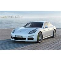 Yeni Porsche Panamera S E - Hybrid