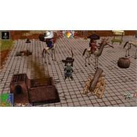 Pvp Ağırlıklı Online Oyun; Salem Online