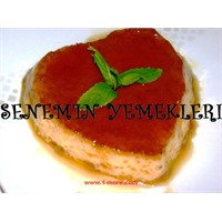 Senem'in Krem Karamel Tarifi