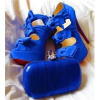 Elektrik Mavisi Modası