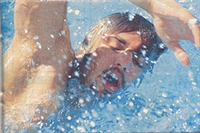 Yüzücü Vücudu