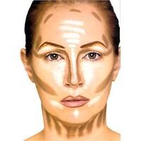 Makyaj İle Yüz Kontürleme Nasıl Yapılır?
