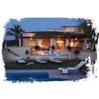Mallorca'da Doğa İle Bütünlesmis Harika Bir Ev