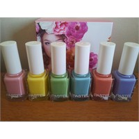 Pastel'den Candy Color Collection