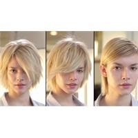Kısa Saçlar İçin Farklı Modeller