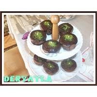 Çikolatali Sürpriz Muffin