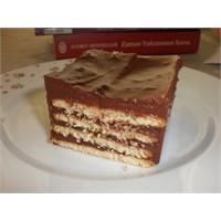 Günün Pastası: Bisküvili Pasta