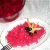 Zayıflamak İsteyenlere Mor Lahana Salatası