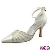 Gelinliklerde Ayakkabı Modası