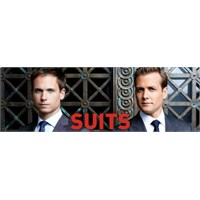 Suits Üçüncü Sezon Onayını Aldı