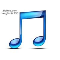 Hergün 1 Psd (Müzik Nota)