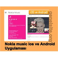 Nokia Music Uygulaması İos Ve Androidde