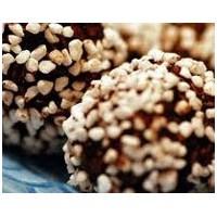 Çikolata Topları - Çikolatalı Ganaj