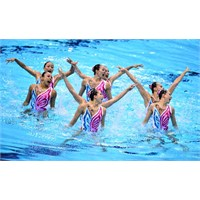 Senkronize Yüzme Genel Bilgiler