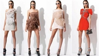 Düğün İçin Abiye Elbise Modelleri