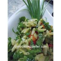 Körili Arpa Şehriye Salatası