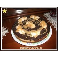 Muzlu Çikolatali Cheezcake