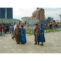 Çin'den Trenle Moğolistan'a - Ulan Bator