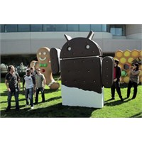Android 4.0 Yükseliyor