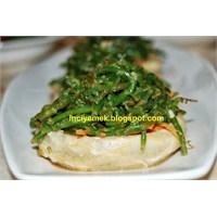 Deniz Börülceli Enginar Salatası