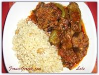 Lale nin Patlıcan Musakka Tarifi:))