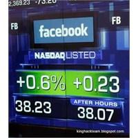 Facebook Hisseleri Yükselişte!
