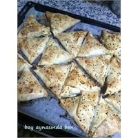 Blogda Yemek Var: Patatesli Havuçlu Muska Böreği