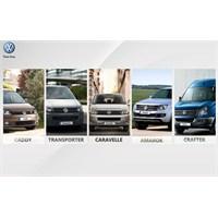 Volkswagen Ticari Araç'tan Bir İlk!
