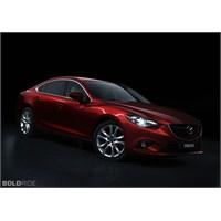 2014 Mazda 6 Fotoğrafları