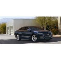 2014 Chevrolet İmpala Geliyor